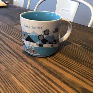 You are Here Lake Tahoe Mug